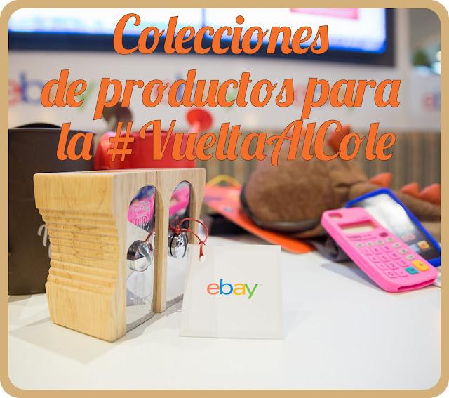 Colecciones de productos para la #VueltaAlCole