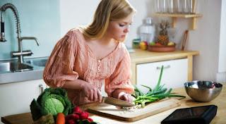 Tips Memasak Bagi Pemula, belajar memasak, chef cantik