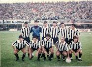 Club Libertad - Paraguay 1992