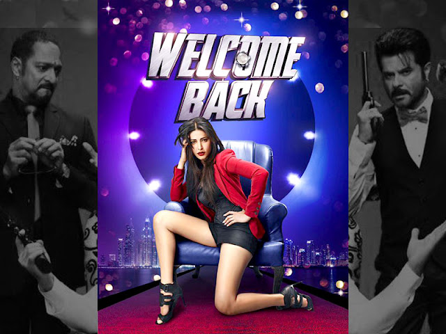 welcome back shruti