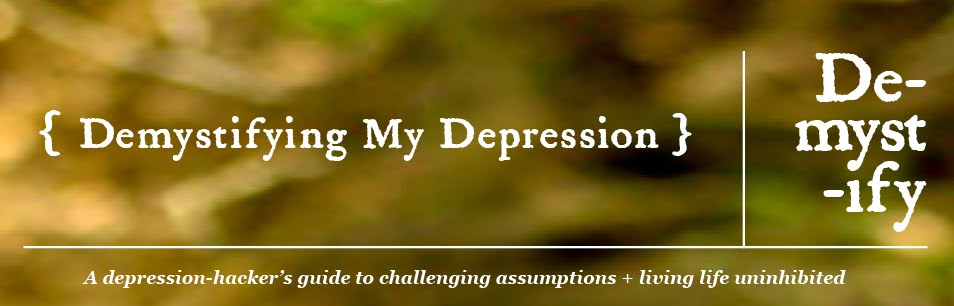 Demystifying My Depression