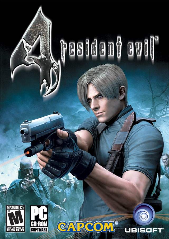 Resident Evil 4 PC Game With