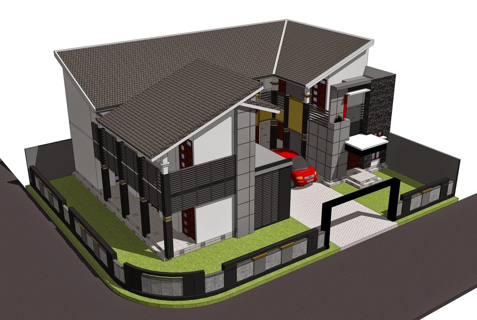 rumah minimalis hook