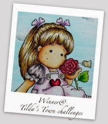 Winner Tilda's Town Challenge#119