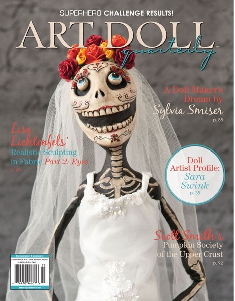 Art Doll Quarterly Fall 2015
