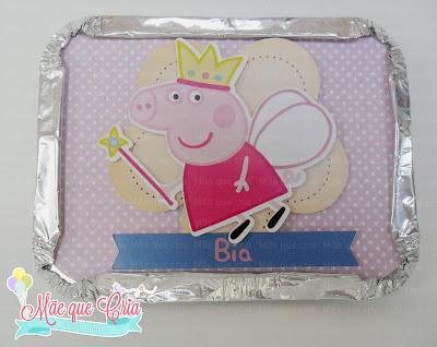 Marmitinha Peppa Pig Scrap