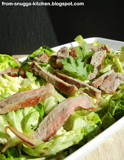 Thai-Steak-Salat