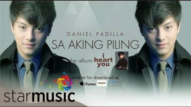 Daniel Padilla - Sa Aking Piling official lyric video