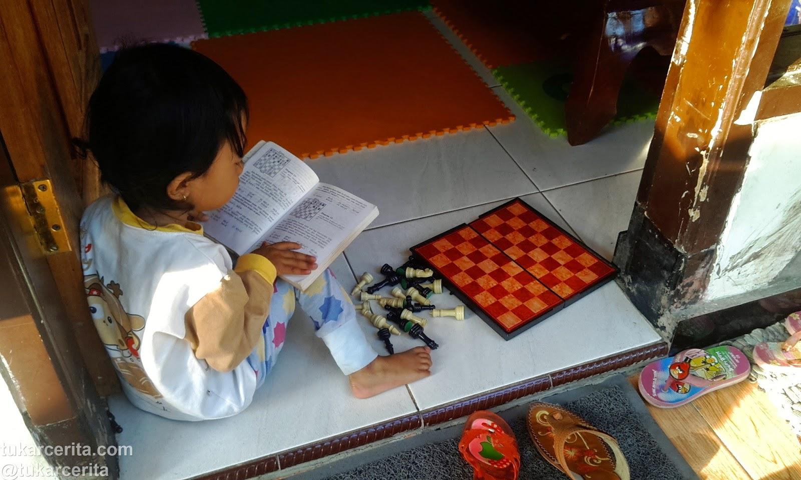 Cara Meningkatkan Bakat Alami Anak