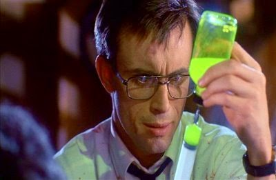 Jeffrey Combs as Dr. Herbert West, Re-Animator