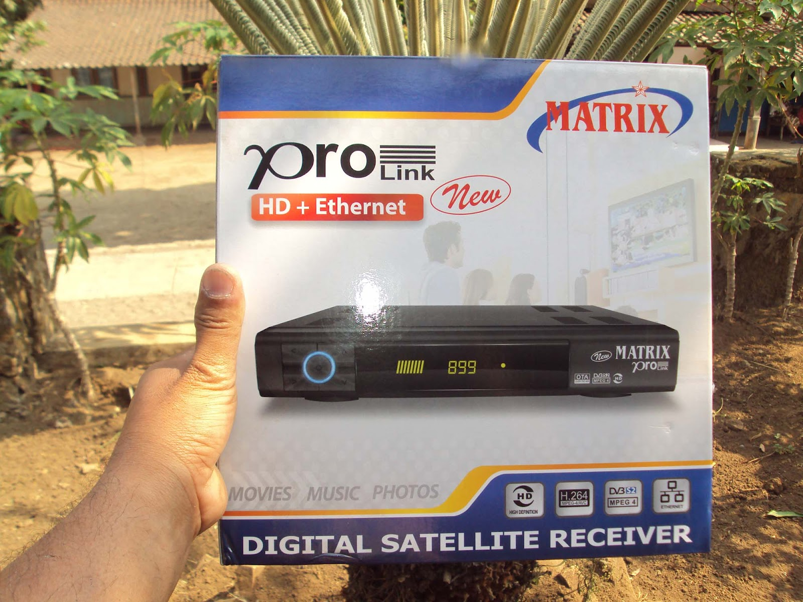 MATRIX PROLINK HD ETHERNET NEW / TERBARU