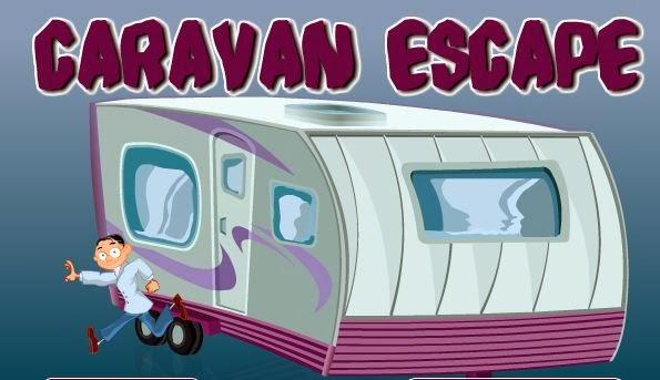 Juegos de escape Caravan Escape