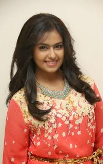Actress Avika Gor Latest Picture Gallery at Lakshmi Raave Maa Intiki Trailor Launch 5