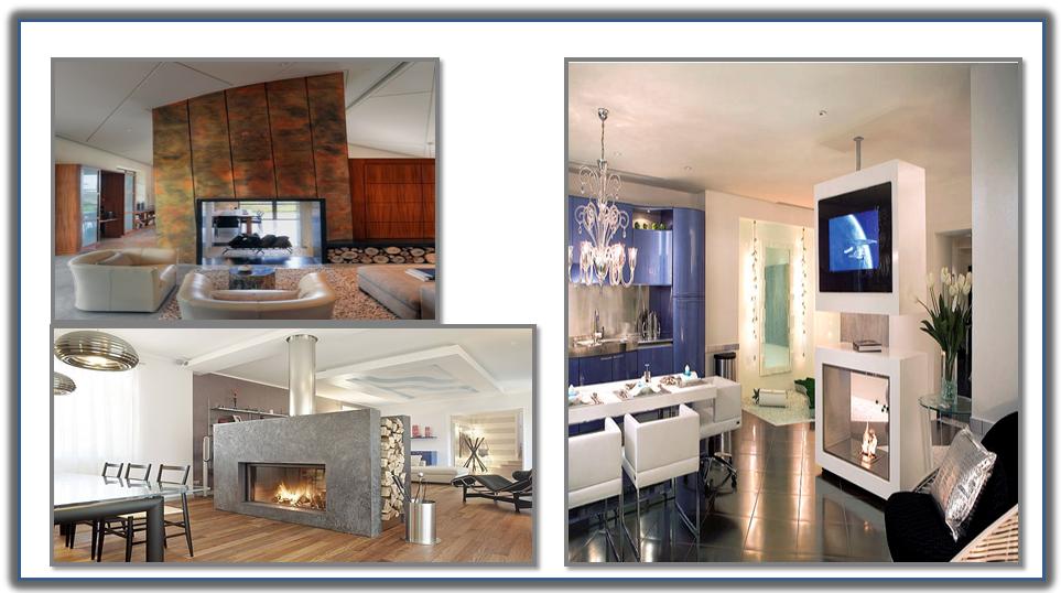 Separare cucina dal soggiorno | Gena Design