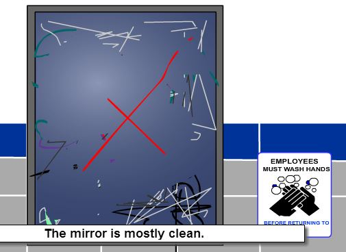 Escape The Bathroom Passcode solved: escape from the ladies room walkthrough