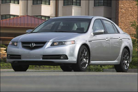 Acura 2008 on Car Buyers   Jeffcars Com  Acura Scheduled To Recall 53 000 Tls