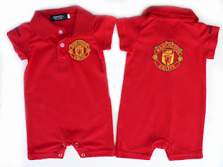 Manchester united baby clothes
