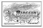 Blog Award - August 2012
