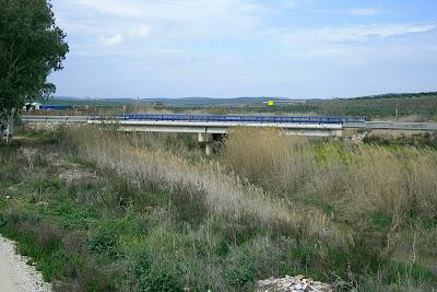 El nuevo puente sobre Salado en la actualidad