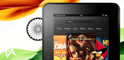 Kindle Fire HD Coming to India