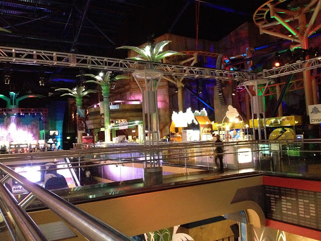Parque de Atracciones Sony