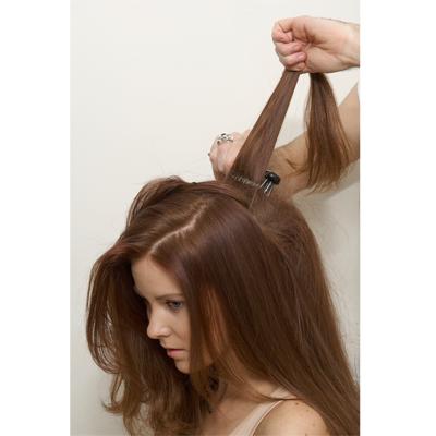 Peinado Colmena Paso A Paso - Cómo hacer un peinado de los 60 estilo colmena 6 pasos wikiHow