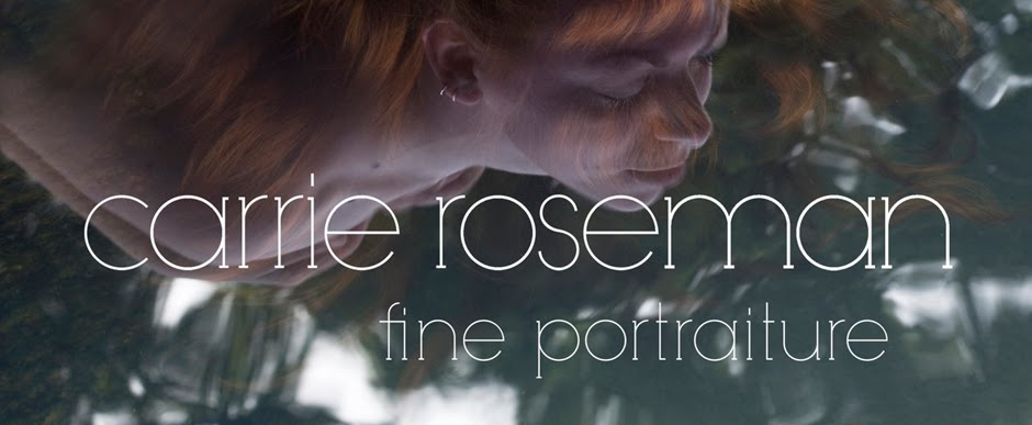Carrie Roseman Fine Portraiture