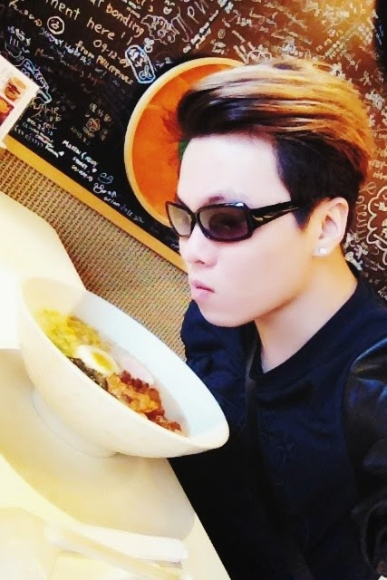 Ray陳學沿 (raytansy), 蓬萊拉麵屋 Zen Noodle Cafe @ Ngong Ping, Lantau Island, Hong Kong 香港大嶼山昂坪市集
