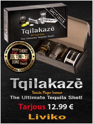 Tqilakaze - shotti joka tilanteeseen