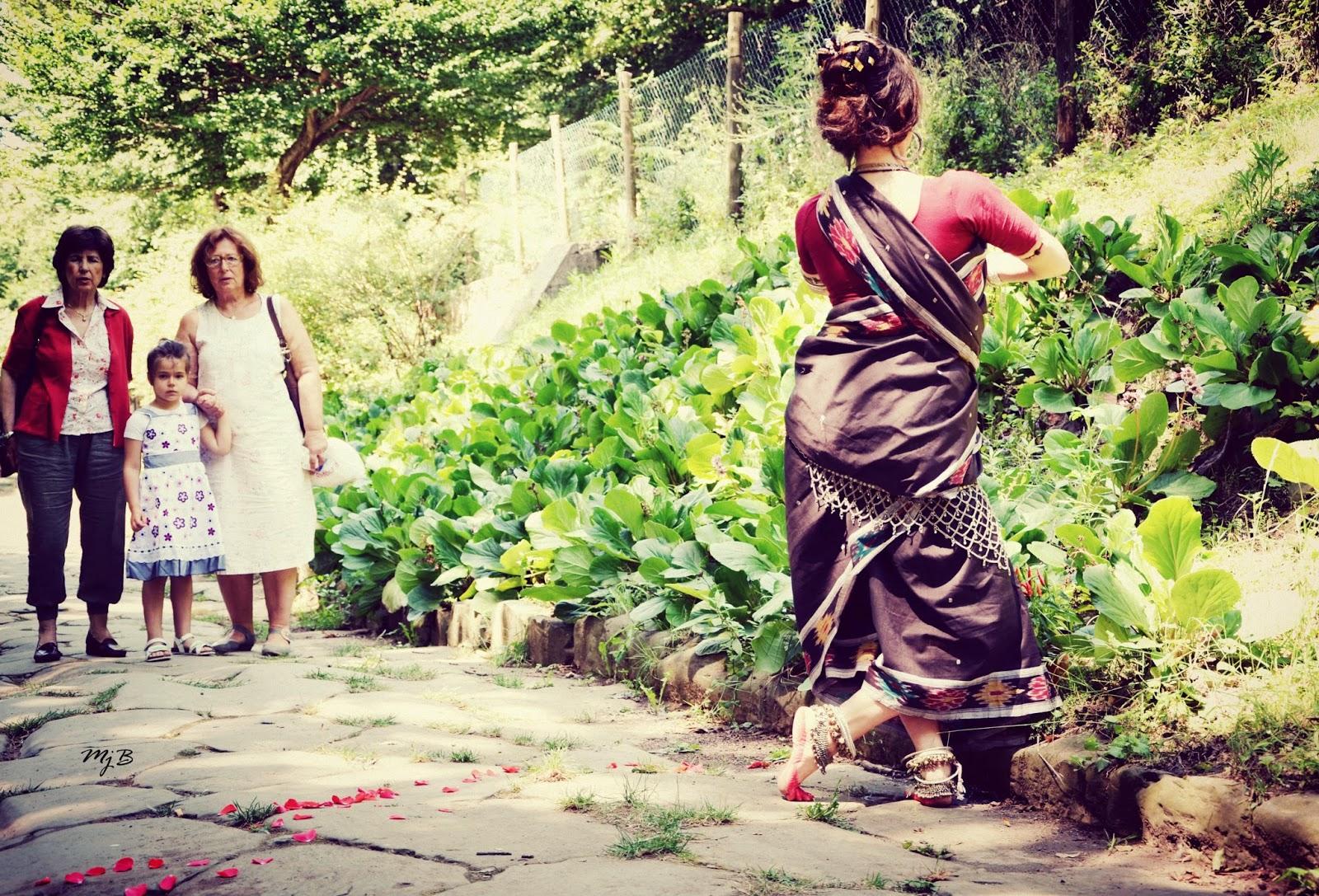 danza sacra indiana