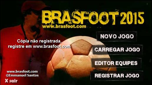 Brasfoot 2015 Registros válidos grátis