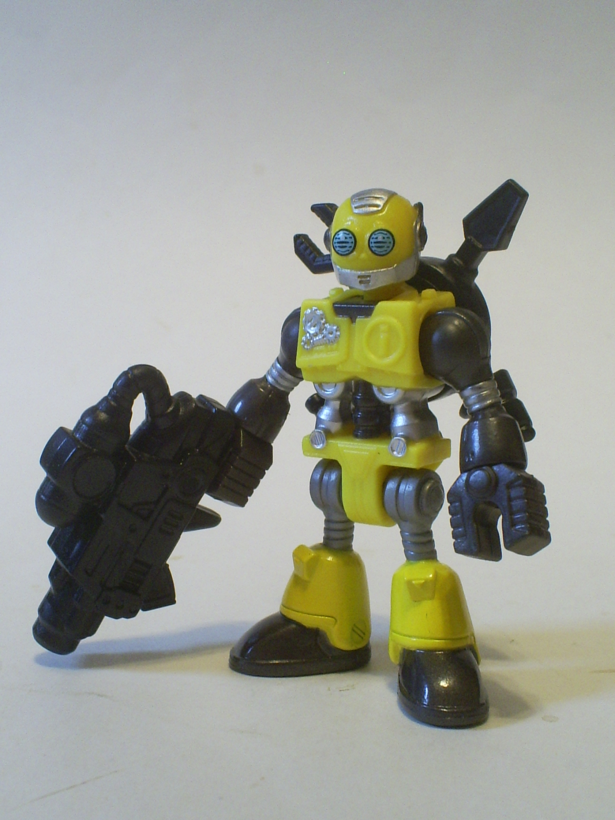 That Figures Review Imaginext Collectible Figures The