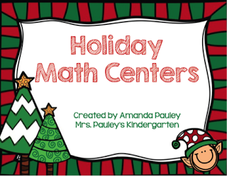 http://www.teacherspayteachers.com/Product/Holiday-Math-Centers-Pack-417922