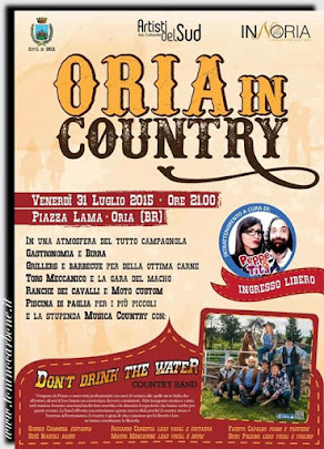 oria in country