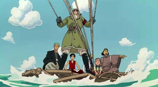 Hình ảnh phim Đảo Hải Tặc 2: Phiêu Lưu Trên Đảo Nejimaki