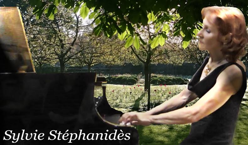 Pianiste  Sylvie STÉPHANIDÈS