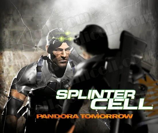 SPLINTER CELL PANDORA TOMORROW PC DOWNLOAD