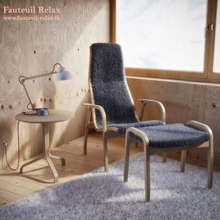 fauteuil scandinave en bois fauteuil relax. Black Bedroom Furniture Sets. Home Design Ideas