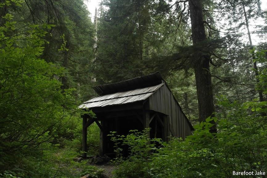 Mulkey Shelter