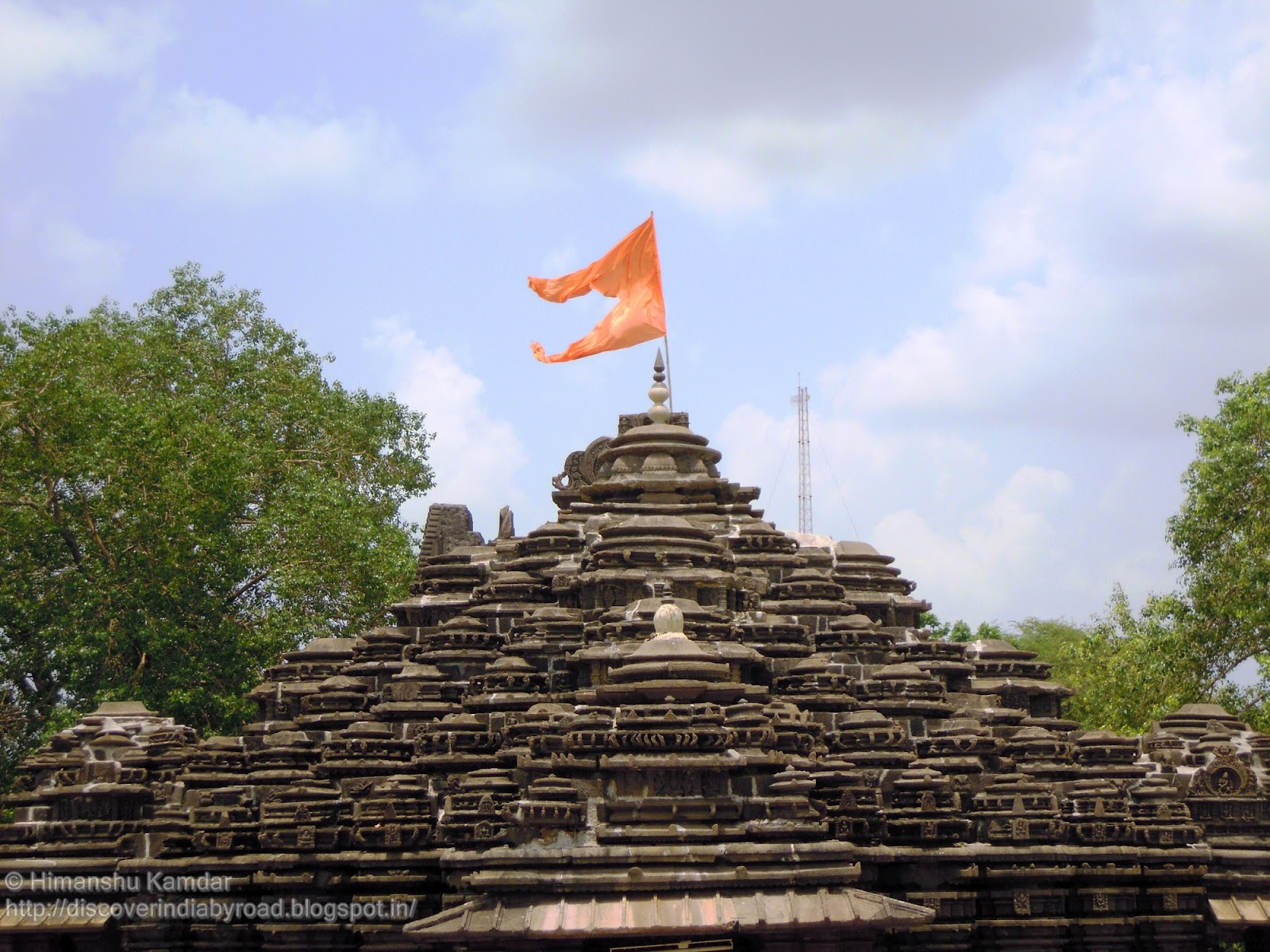 Discover India: Ancient Shiva Temple at Ambernath