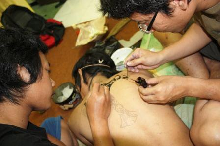 Gambar Tatto Temporary | New Tattoo