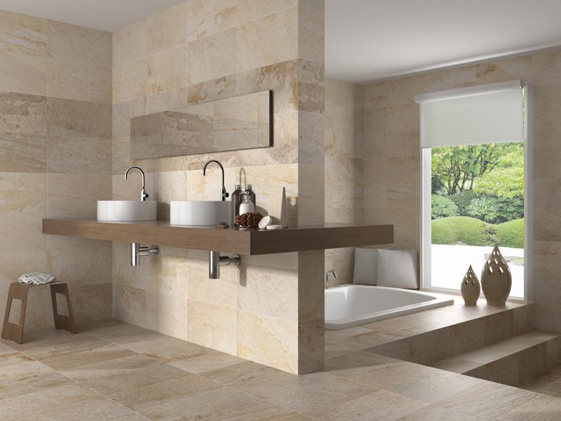 Orvas arquitectura for Ceramica para cuartos