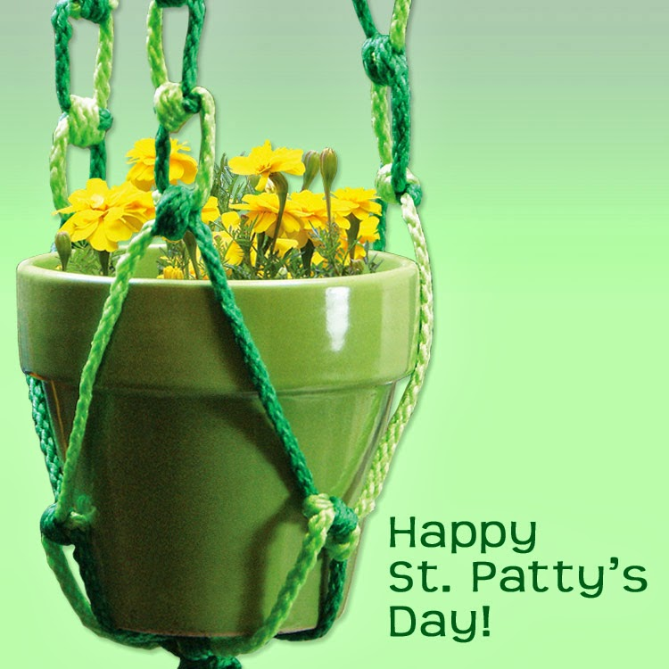 Happy St. Patty's Day! from Pepperell Braiding Company