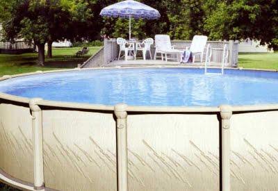Una piscina desmontable para disfrutar del verano en casa for Eroski piscinas desmontables