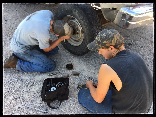 "Our Family ""On Call"" Mechanic"