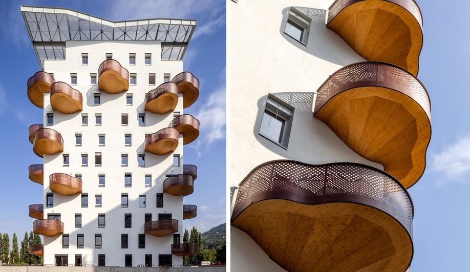 Arquitectura quantumm: r2k architecte quai de la graille