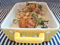 Pulpeciki z mięsa mielonego z koperkiem