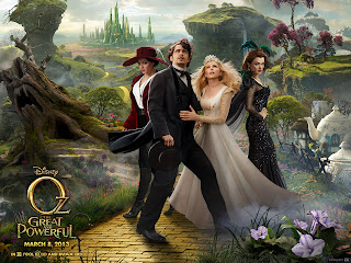 Oz the Great and Powerful wallpapers 003