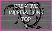 Top 3 @ 07.25.2012