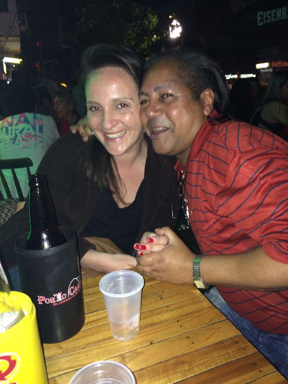 Gabriela e Paulo furtado